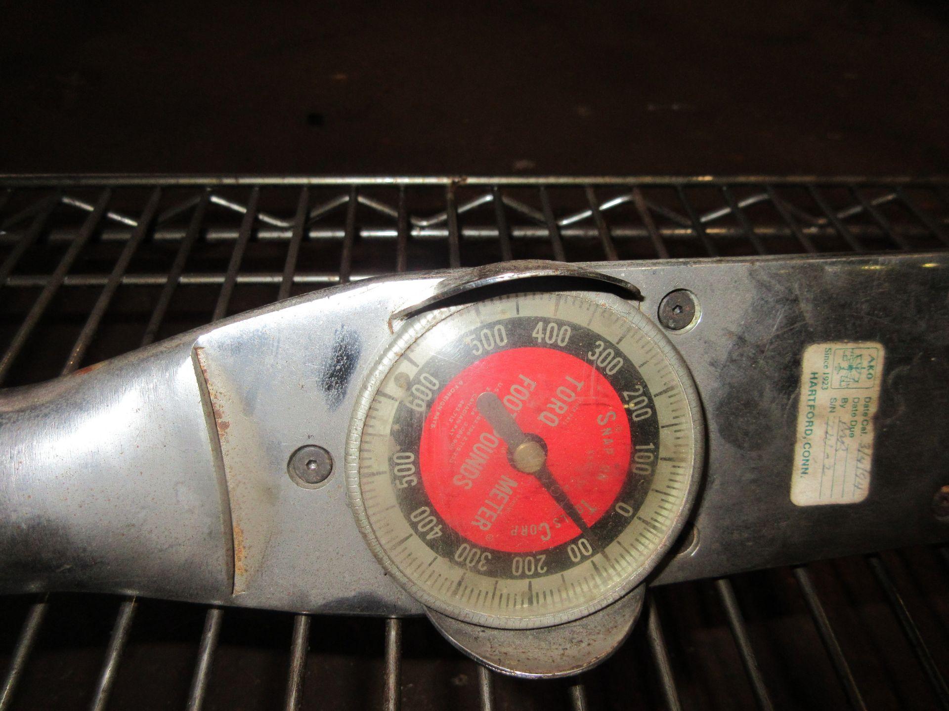 (1) Snap On Torq Meter - Image 2 of 2