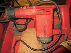 (1) Hilti TE12 Drill