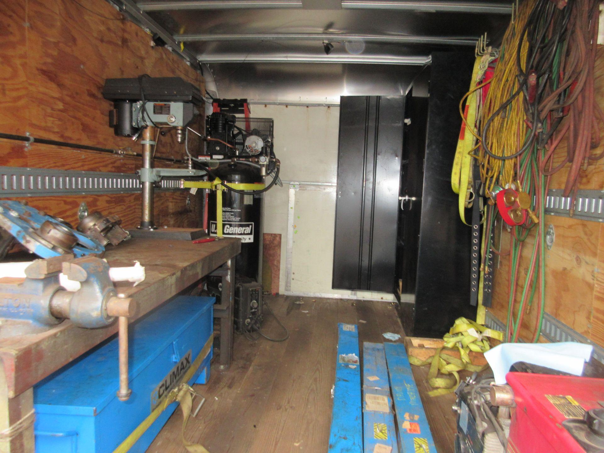 Bulk Bid Includes (1) Line Boring Truck Including 2004 GMC Savana 3500 Box Truck 2WD 8 Cylinders U - Image 9 of 27