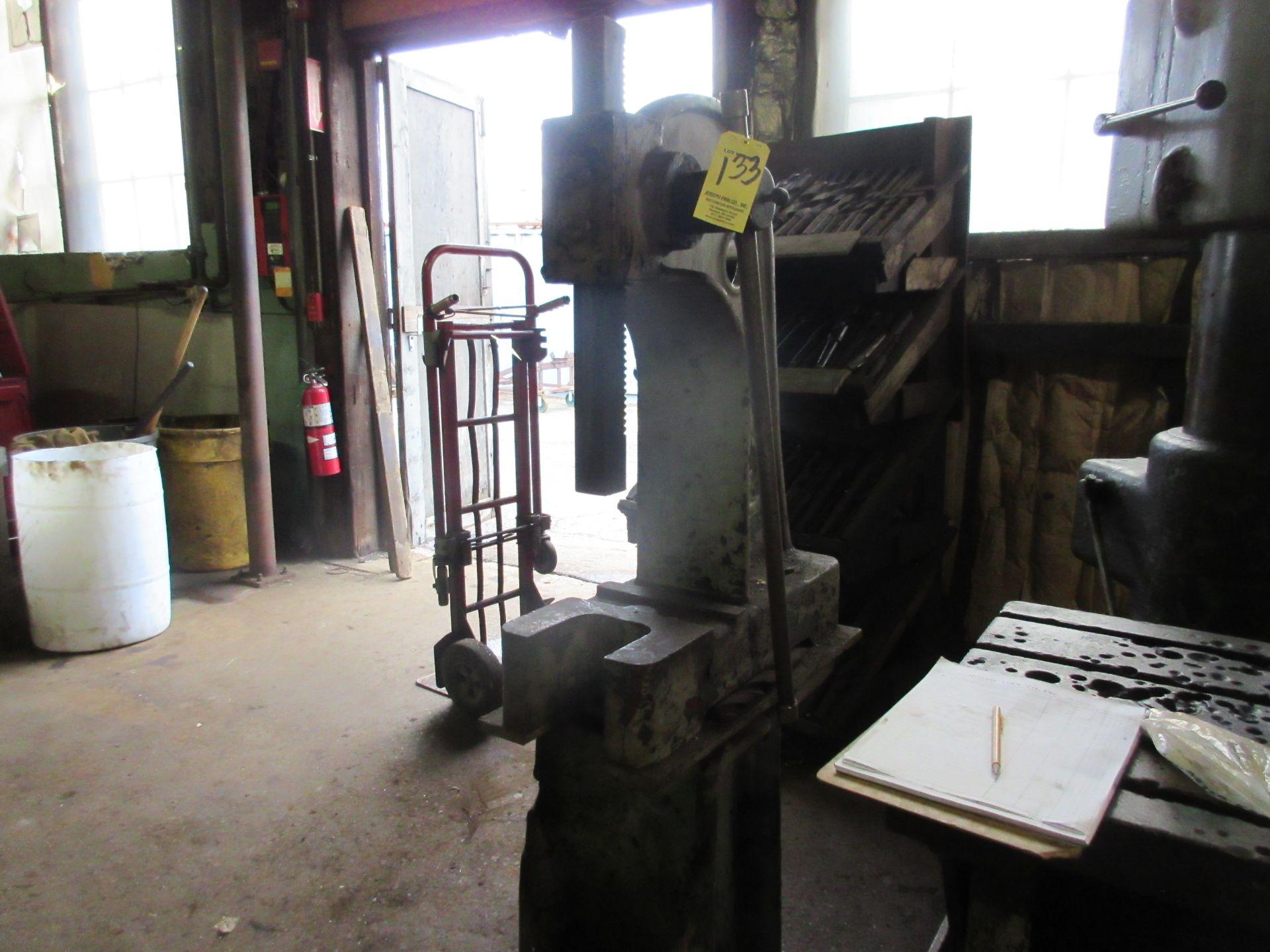 (1) Greenard #5 Arbor Press