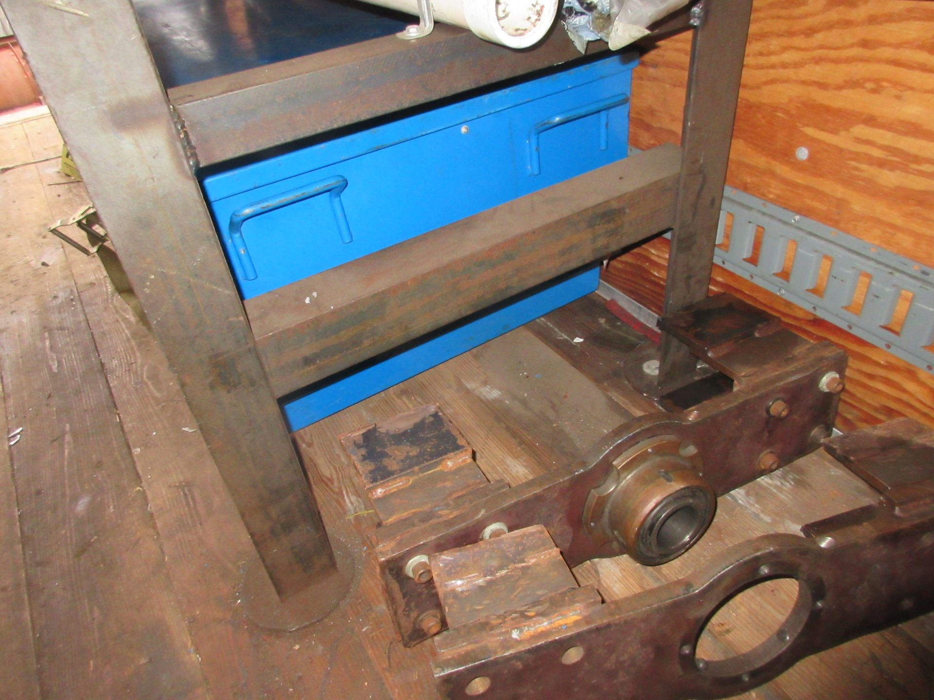 """(1) Climax BB-5000 Line Boring Unit, 2-1/4"""" Bar, 12"""" Feed, Tool Box Please Note: This lot is being - Image 4 of 5"""