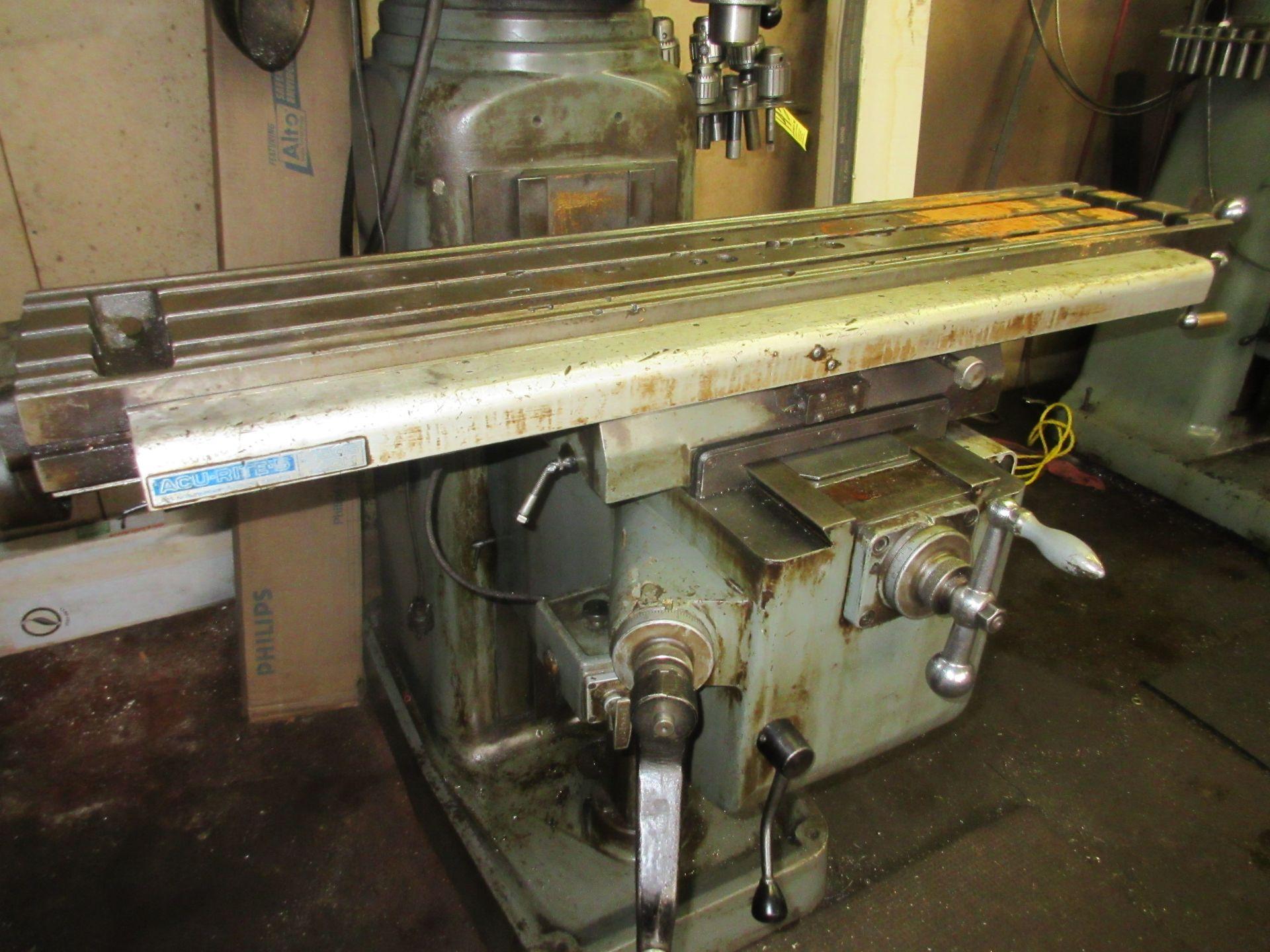 (1) Kondia Powermill FV-1 Vertical Miller S/N M358 - Image 4 of 5
