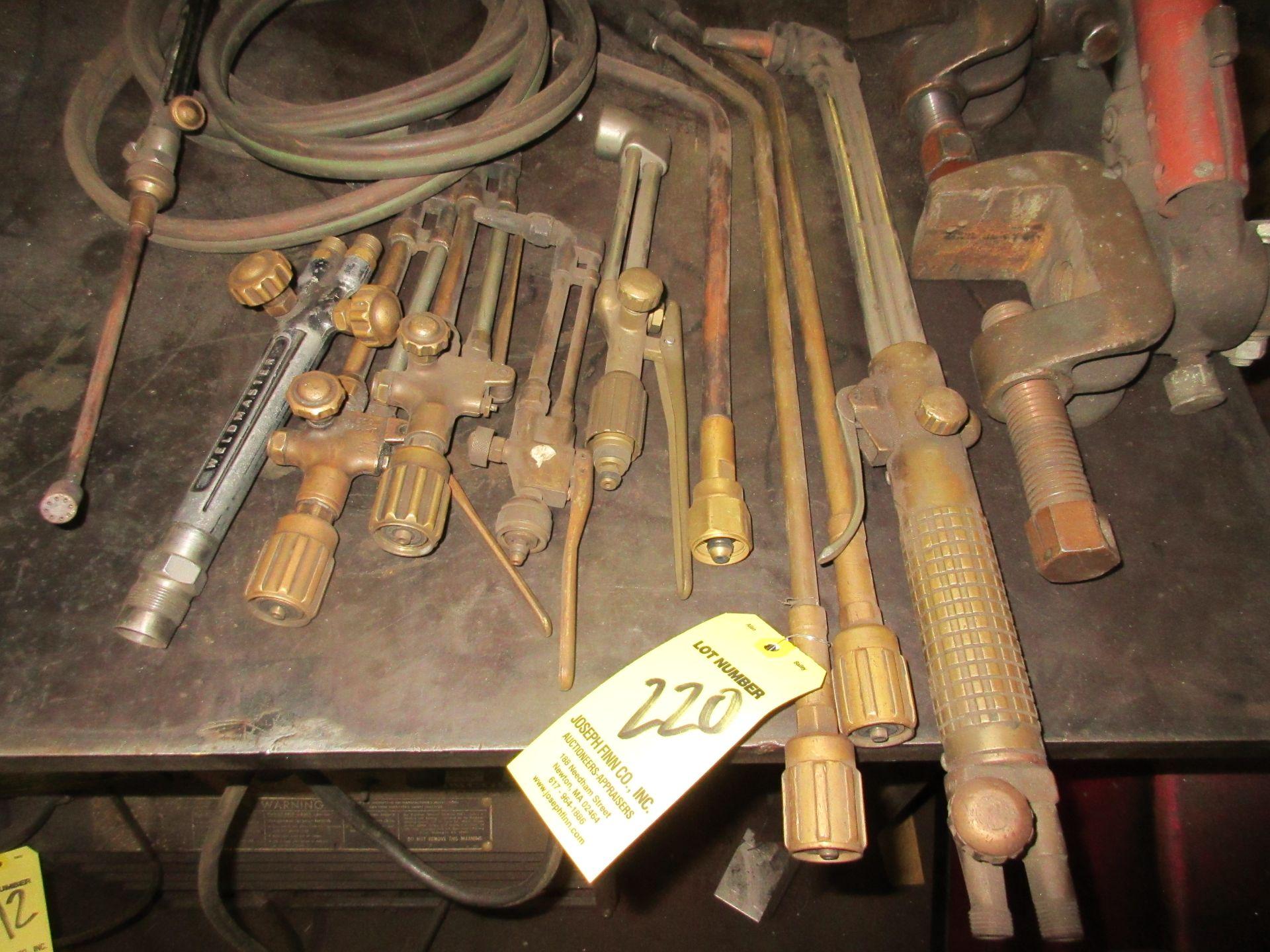 LOT Asst. Welding Torches