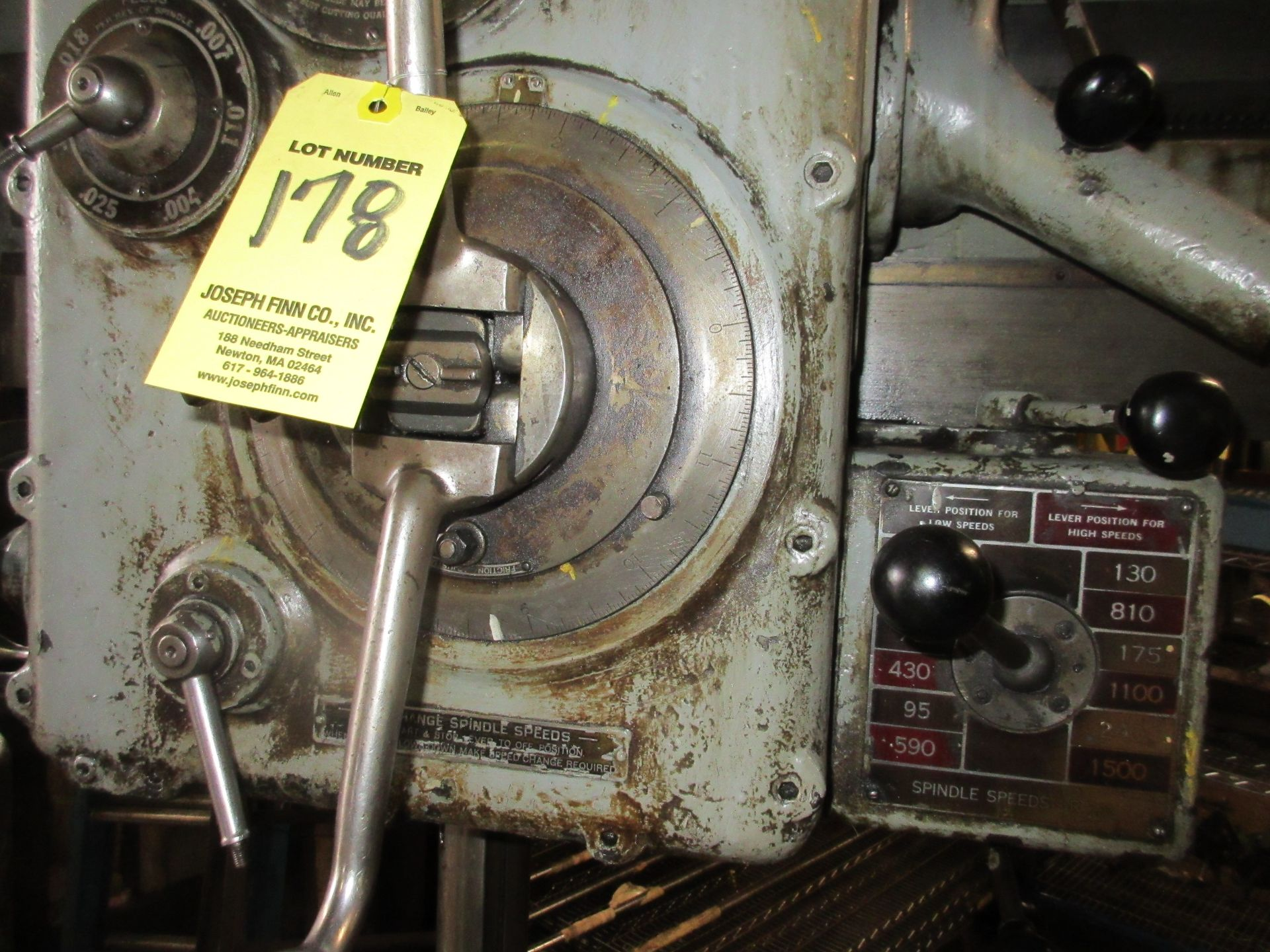 (1) American Hole Wizard Radial Arm Drill, Includes (2) Transformers - Image 4 of 6