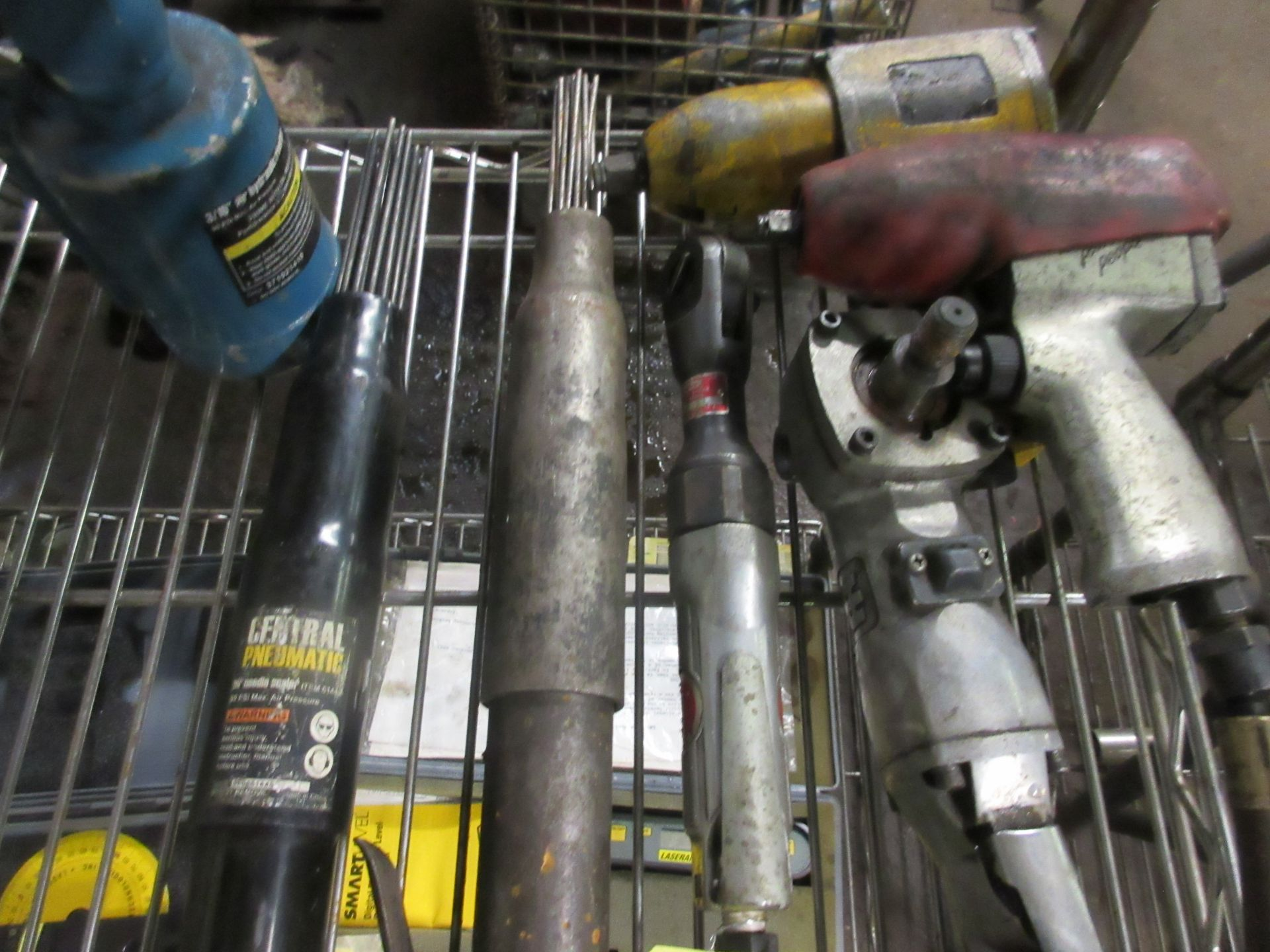 LOT (7) Asst. Pneumatic Tools - Image 2 of 2
