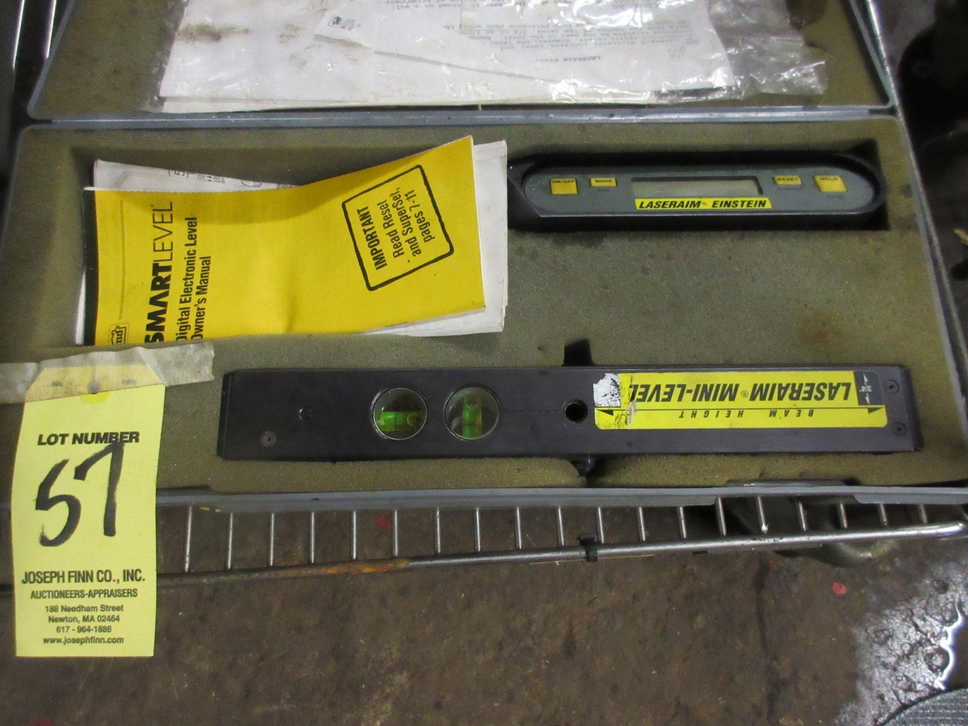 (1) Laseraim Mini Level