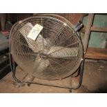 (1) Utilitech Shop Fan