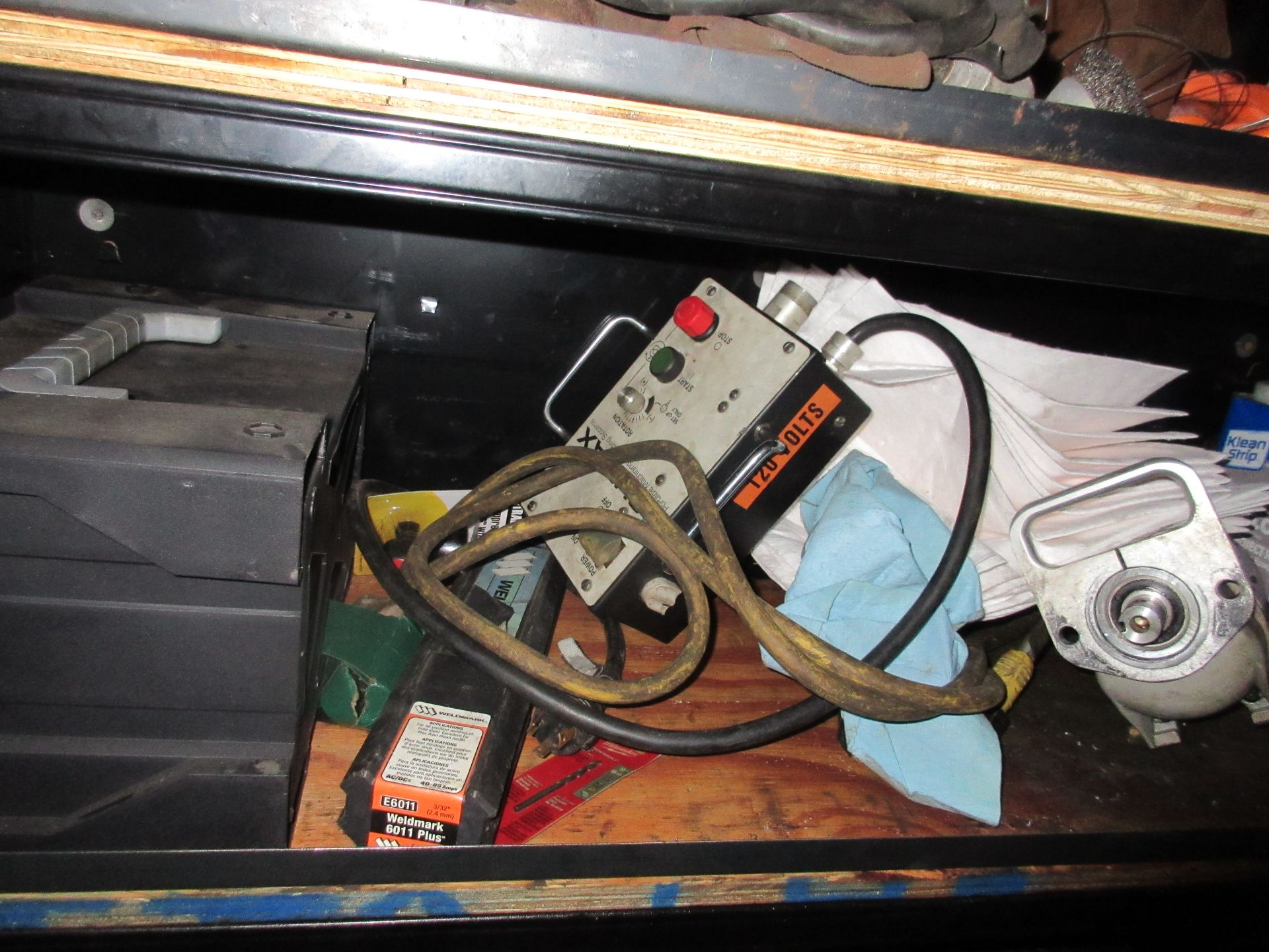 Hand & Electric Tools in Cabinet - Image 6 of 7