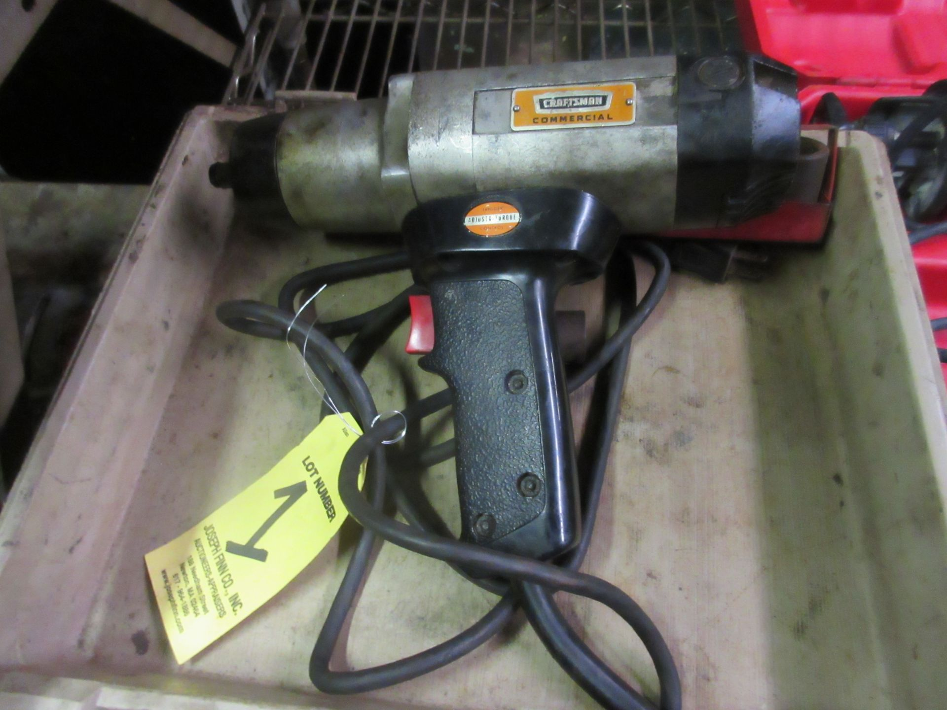 """(1) Craftsman Commercial .5"""" Impact Tool"""