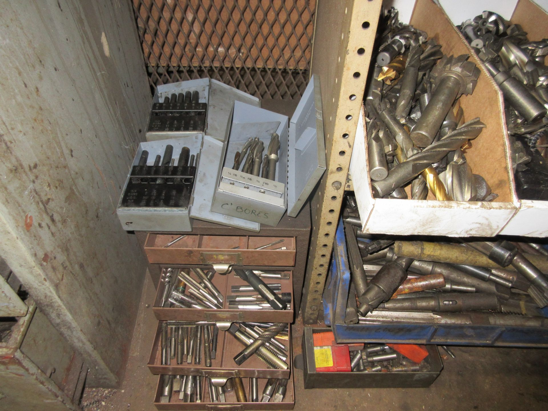 LOT Asst. Drius, Reamers, Taps, Cutters, Etc. - Image 2 of 3