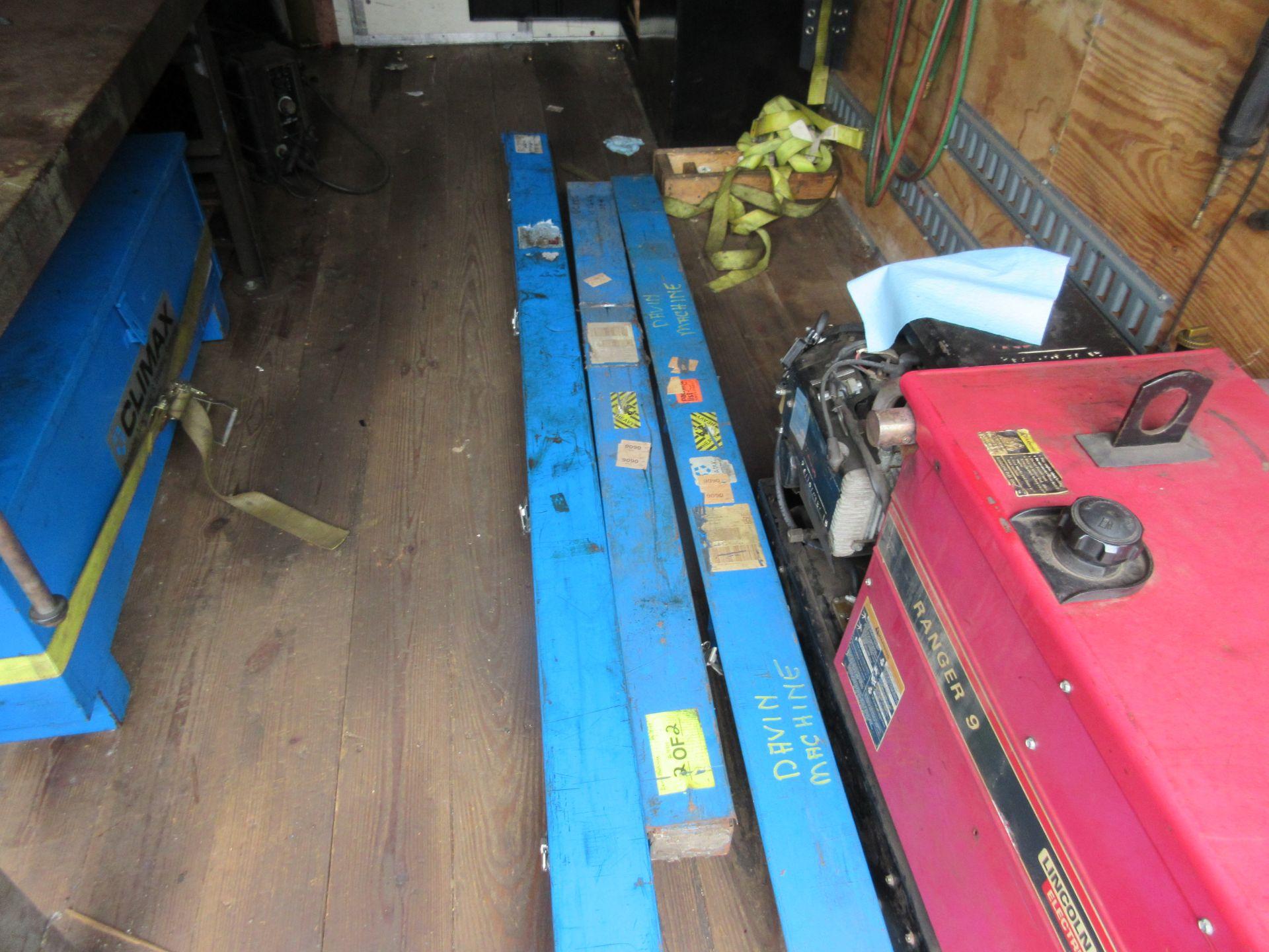Bulk Bid Includes (1) Line Boring Truck Including 2004 GMC Savana 3500 Box Truck 2WD 8 Cylinders U - Image 12 of 27