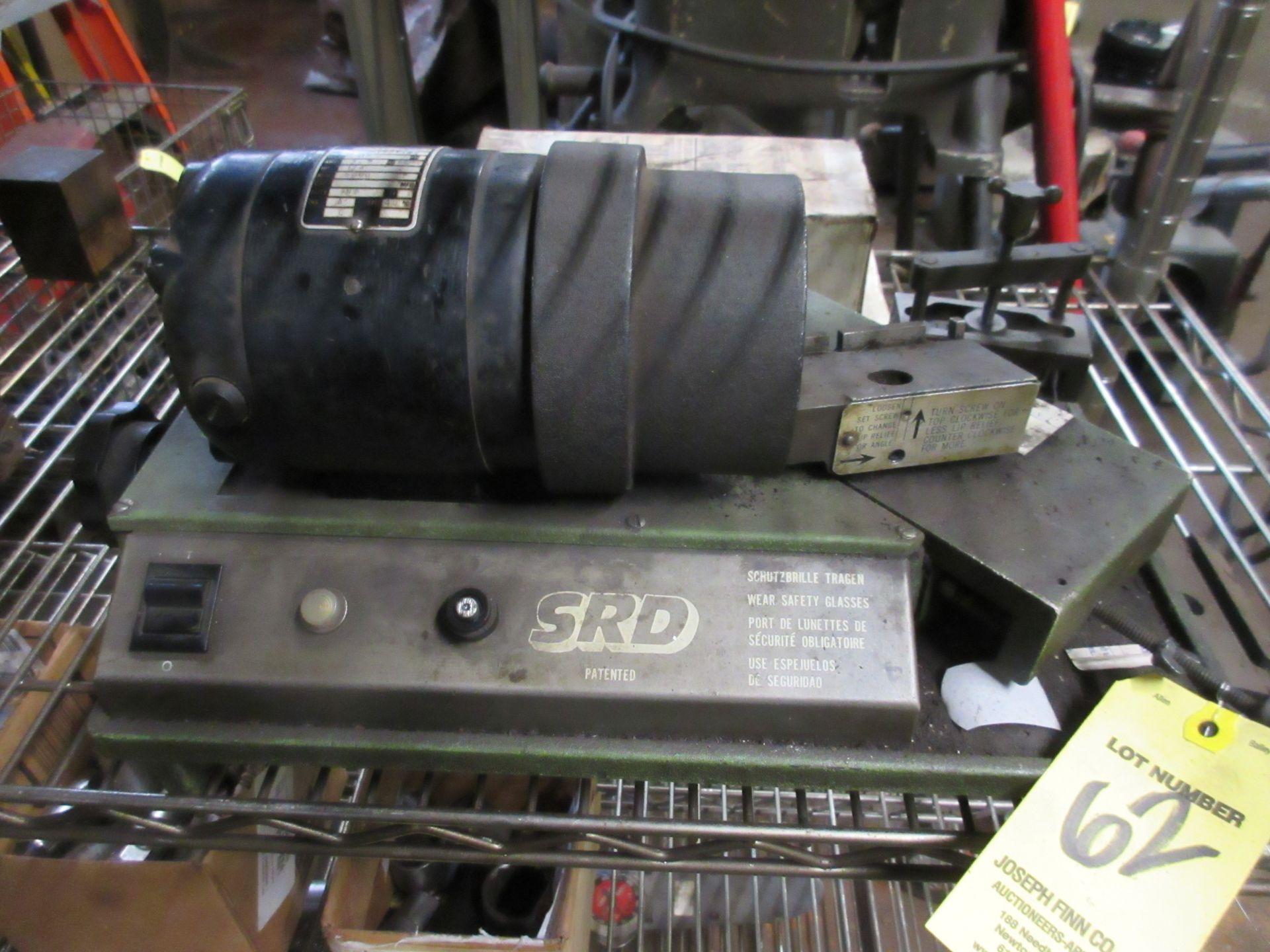 "(1) Bodine Elect. SRD Type NSE-34 Electric Drill Sharpener, 3/4"" Cap."