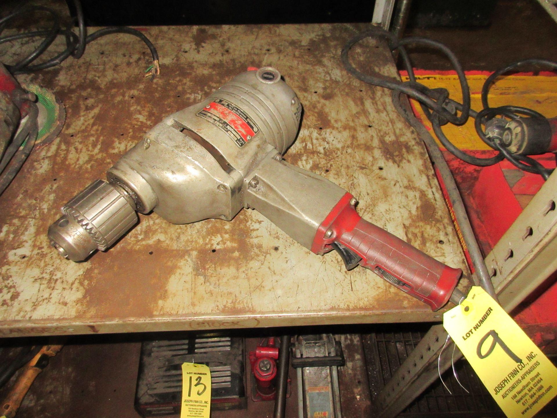 (1) Milwaukee 1854-1 H.D. Drill