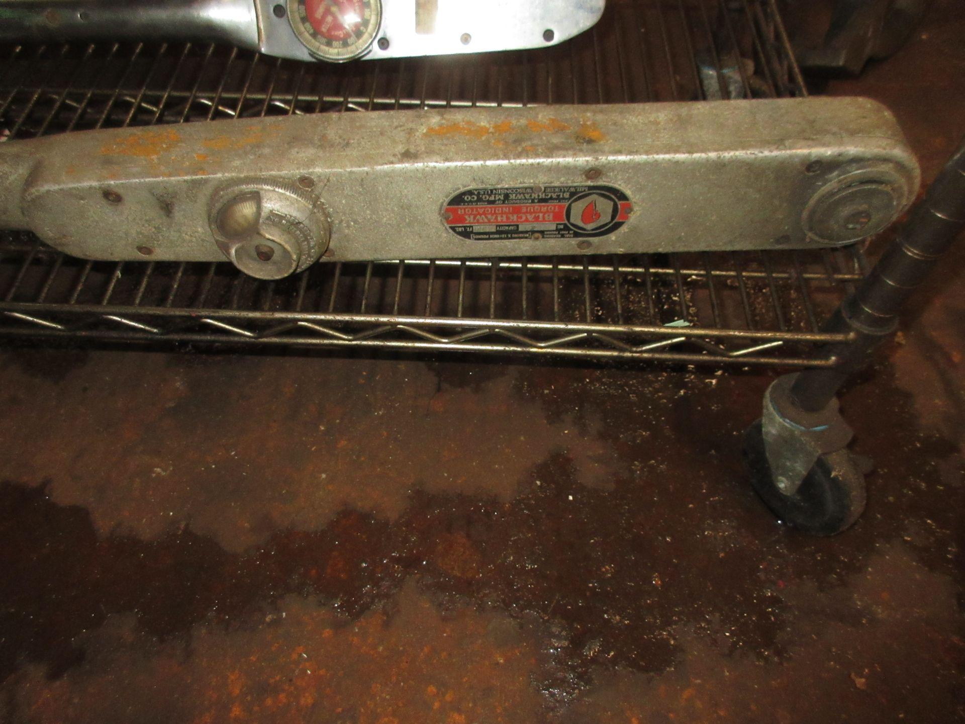 (1) Blackhawk 89959 Socket Wrench
