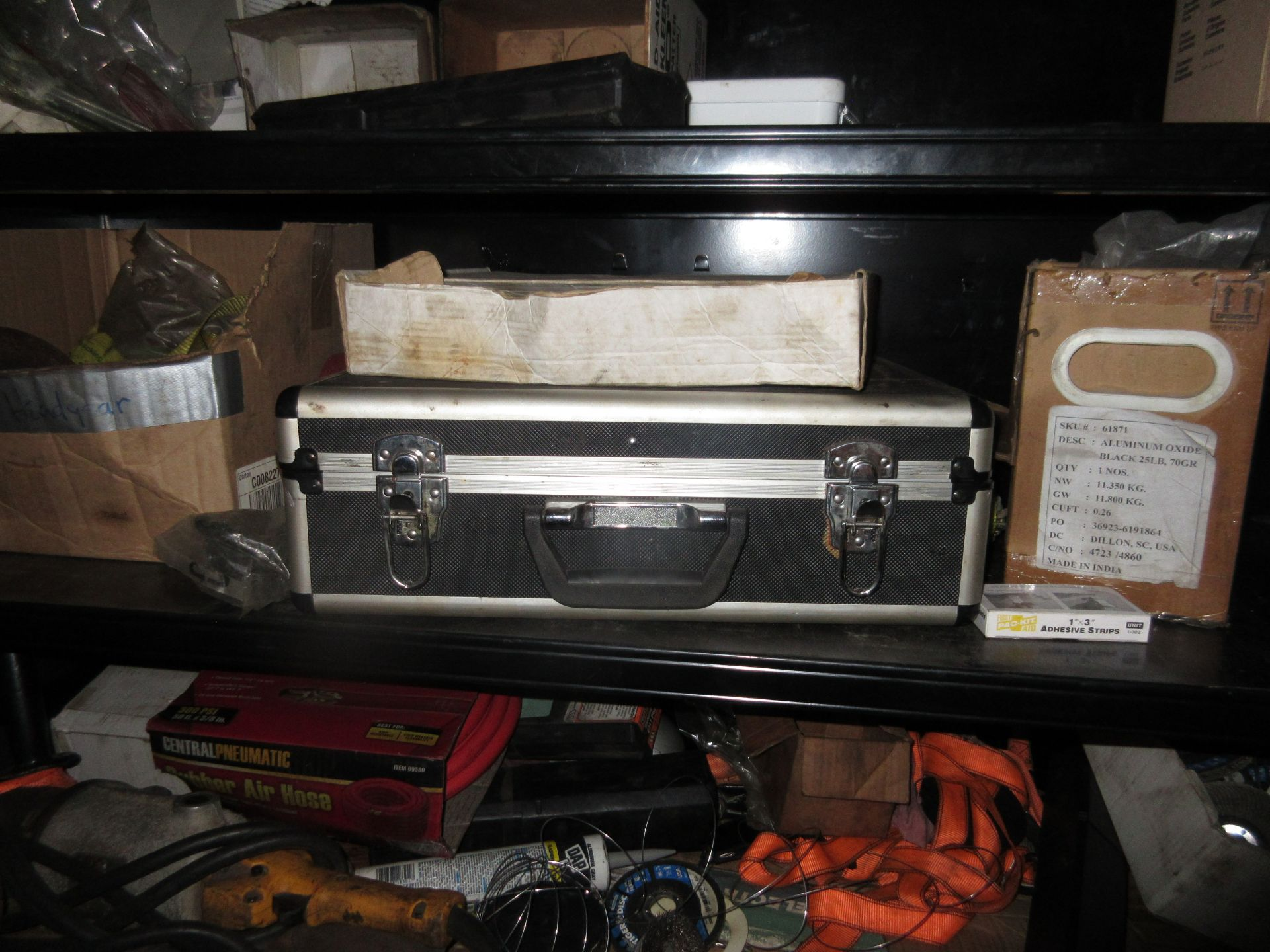 Hand & Electric Tools in Cabinet - Image 2 of 7