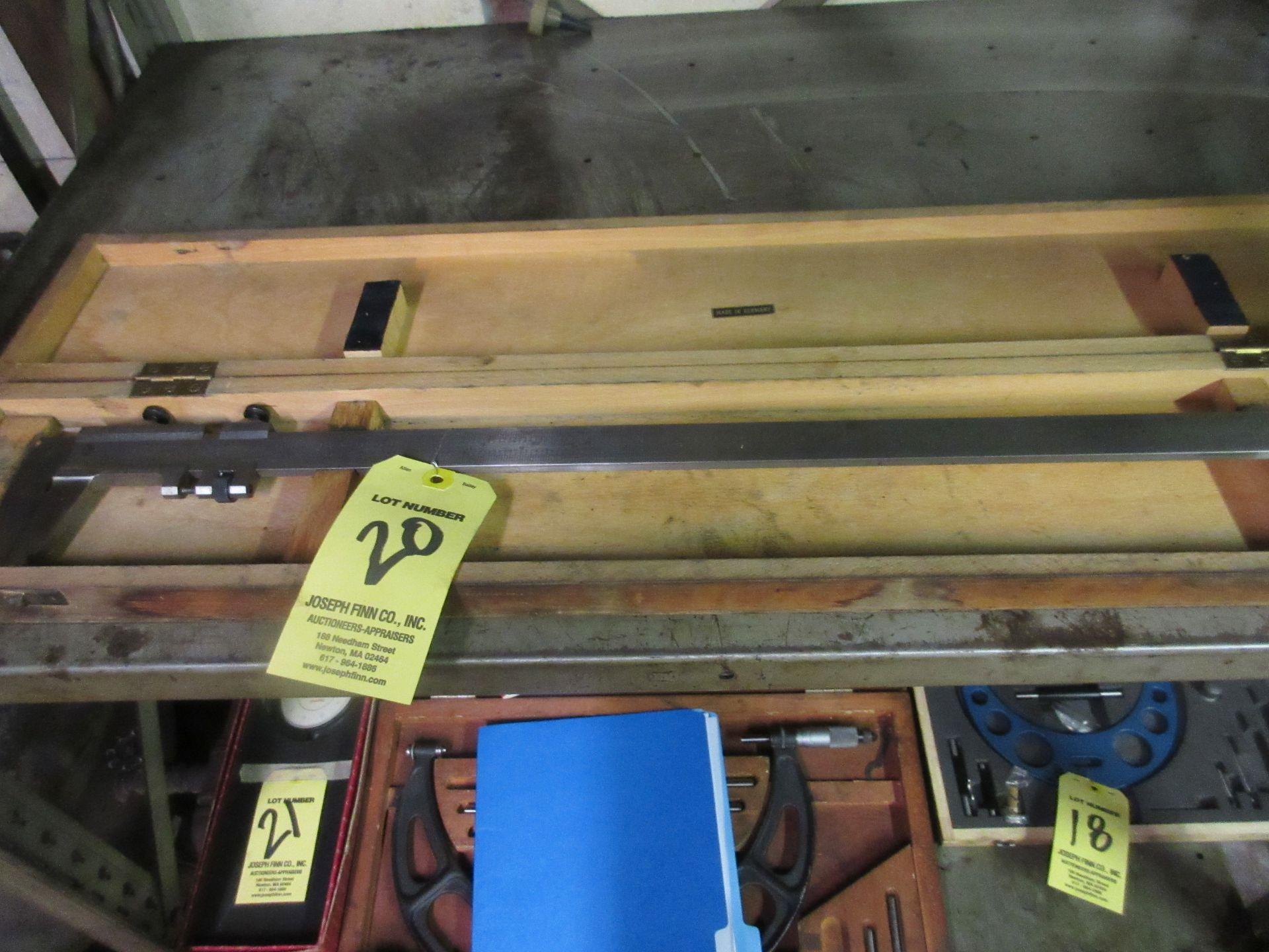 """(1) 27"""" Caliper in Case - Image 2 of 4"""