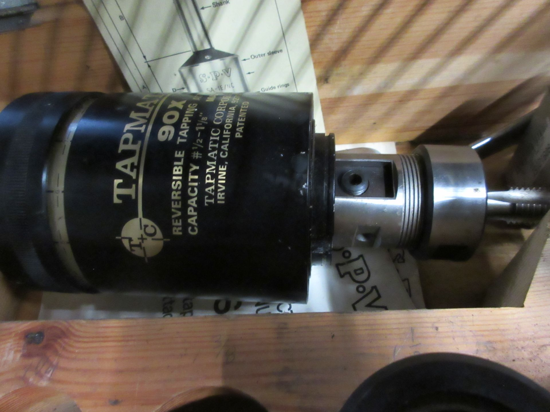 (1) Tapmatic 90x Tapping Head in Box - Image 2 of 2