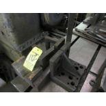 LOT (3) Angle Plates, V-Block, Angle Ruler