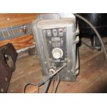 (1) Miller X-Treme 12 Wire Feeder This lot is being sold subject to the bulk bid lot number 131.
