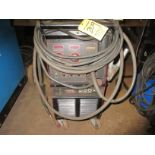 (1) Lincoln 255XT Power Mig Welder