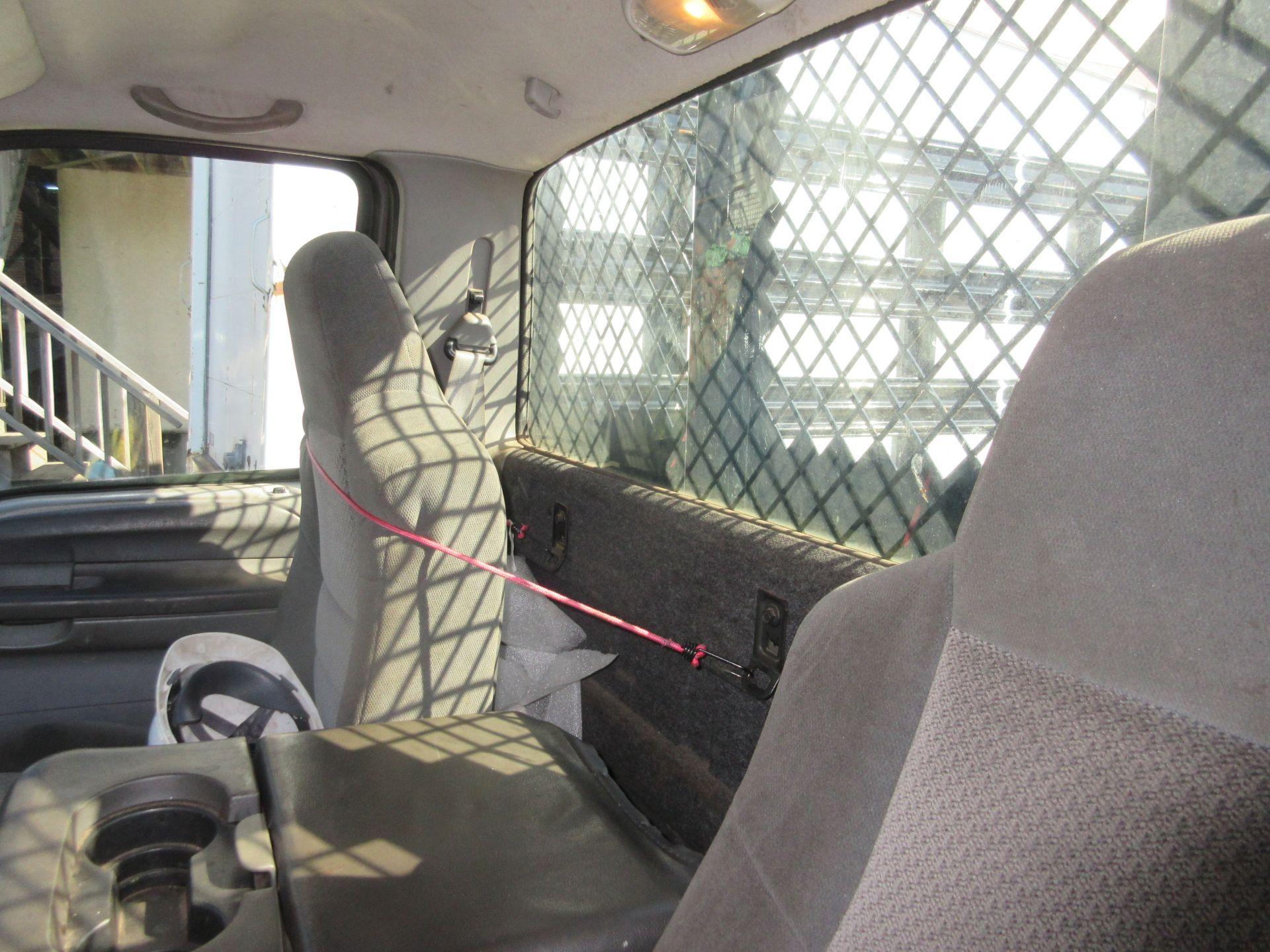 2002 Ford F-350 XLT Super Duty Power Stroke Flatbed Truck VIN 1FDWF37F62EB29656, Reading Body, - Image 11 of 13