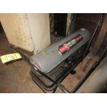 (1) Dyna Glo 140,000 BTU Port. Heater
