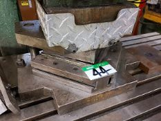 PUNCH PRESS ANGLE SHEAR DIE - 7 IN. X 7 IN.