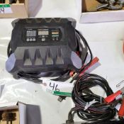 SOLAR PRO-LOGIC 6V/12V CHARGER, 12V BOOST PACK