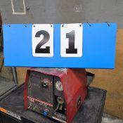 LINCOLN LF-72 WIRE FEEDER