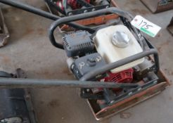 MBW PLATE COMPACTOR W/HONDA ENGINE