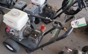 PATRON PRESSURE WASHER W/HONDA GX340 ENGINE