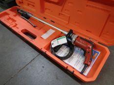 PAM DRIVE AUTOFEED SCREW P13 W/MILWUKEE DRILL