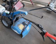 GARDNER 710 GAS ROTOTILLER W/HONDA GX160 ENGINE