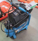 MAKITA PORTABLE ELECTRIC COMPRESSOR, MOD. MAC700, 2 HP