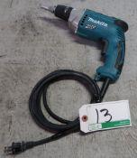 MAKITA FS2200 ELECTRIC DRILL