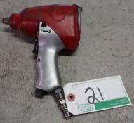 AIR IMPACT GUN 1/2 IN.