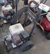 POWER EASE PRESSURE WASHER W/HONDA GX200 ENGINE
