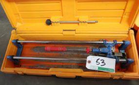 RUBI TS-40 CERAMIC TILE CUTTER