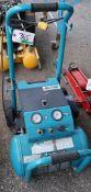 MAKITA PORTABLE ELECTRIC AIR COMPRESSOR MOD. MAC5200