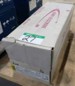 2 BOXES SUMY 5.0 MM X 450 MM ELECTRODES - 20 KG./BOX