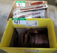 2 BOXES OF SANDING BELTS