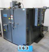 STEELMAN CONVECTION OVEN - MOD. 444EPC S/N P000169, 29.4 KW/240V/3PH. CONTROL VOLTAGE 120V/1PH,