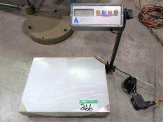 ARLYN SCALES DIGITAL SCALE, 100 LBS. X .02 LBS, 45 KGS X .01 KGS