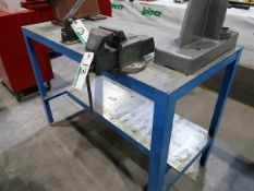 SMALL HAND SHEAR, PJWT-M100 4 IN. BENCH VISE