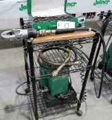 GREENLEE GATOR PK22GL CRIMPER-TOOL RANGE #8-600MCM