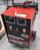 CENTURY MOD. 141-268-901 12V, BATTERY CHARGER, ENGINE START AND TESTER