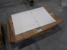 PALLET OF PAPER SHEETS