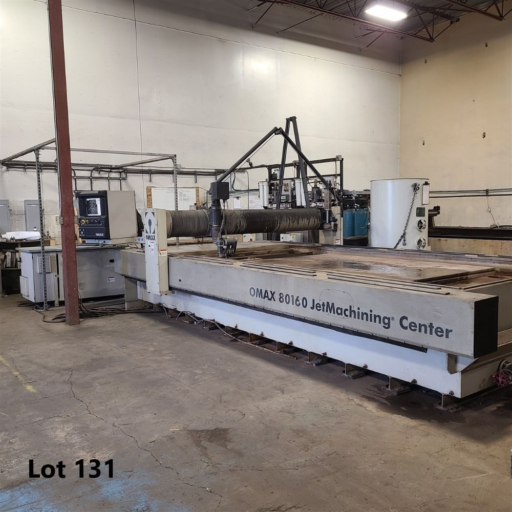 VOLUNTARY CLOSEOUT AUCTION - POWER SOURCE MANUFACTURER