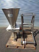 Unused Spee-Dee Model CME30 Semi Automatic Twin Hopper Volumetric Powder Filler