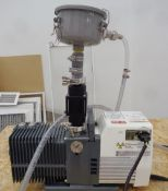 Precision 3/4 HP Vacuum Pump, Model PC300, S/N 604021104